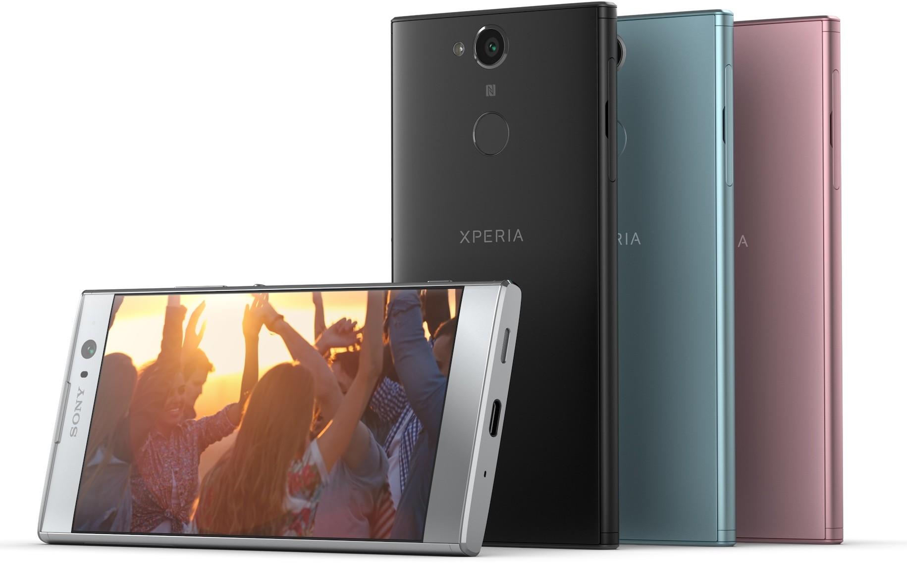 Цены на ремонт Sony Xperia L2